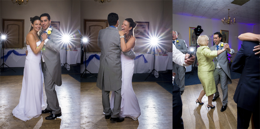Guildford wedding photographer for the Manor House Hotel