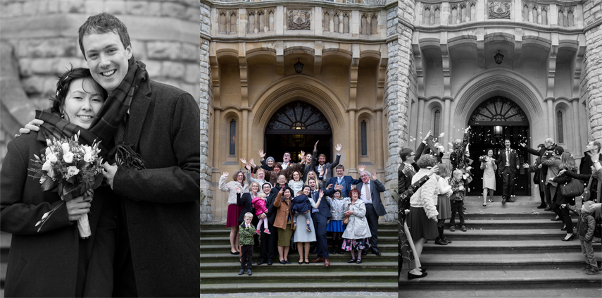 female wedding photographer for Ealing Town Hall
