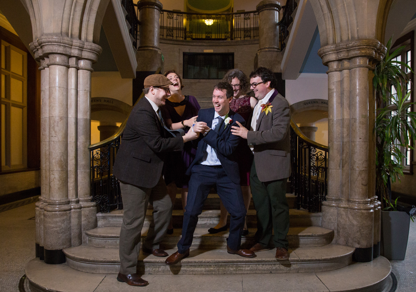 professional wedding photography for Ealing Town Hall