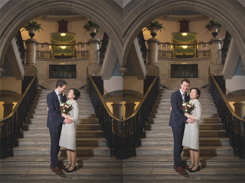 Wedding photographer for Ealing Registry Office