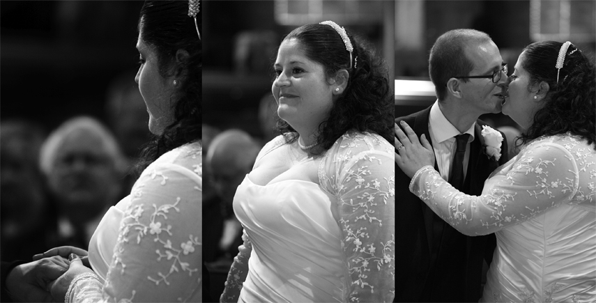 experienced London wedding photographer for church in London