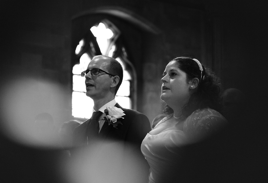 experienced wedding photographer for church wedding in London