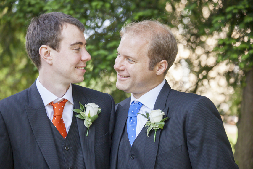 photographer for same sex wedding ceremony in Oxford