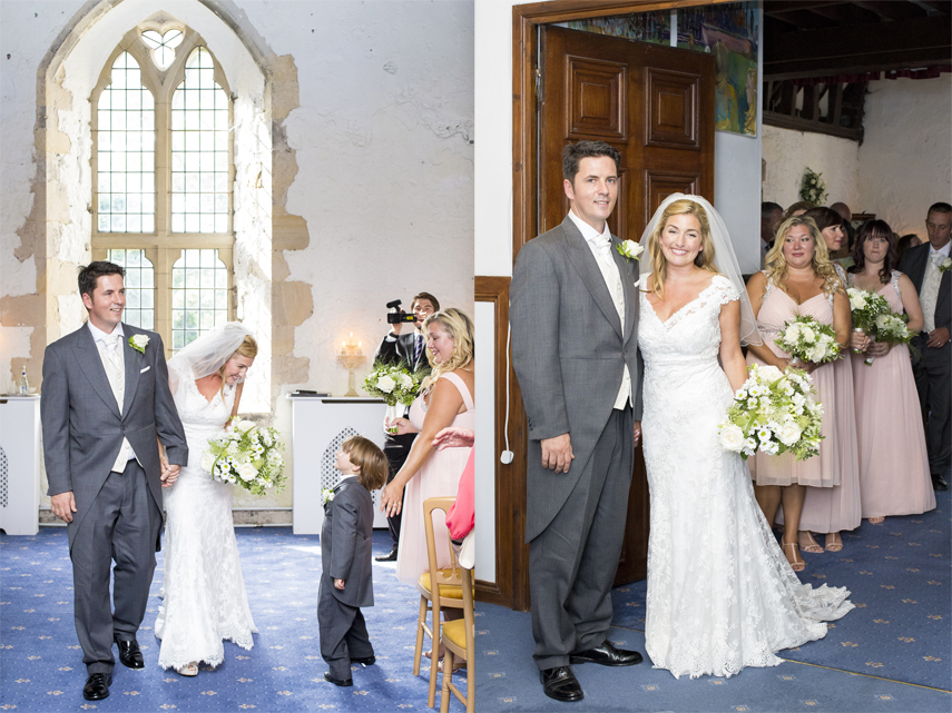 wedding photography for Salmestone Grange