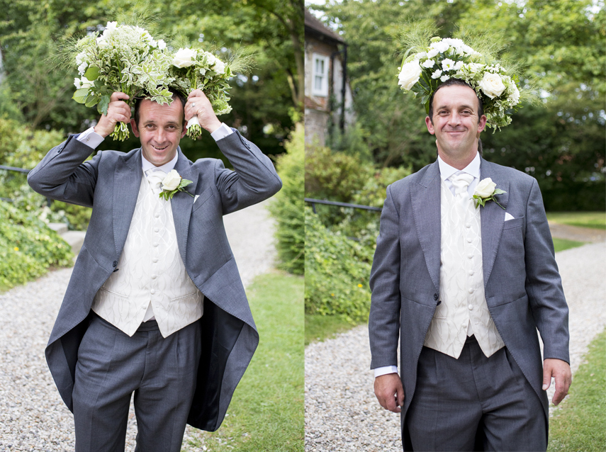 Salmestone Grange wedding photographer