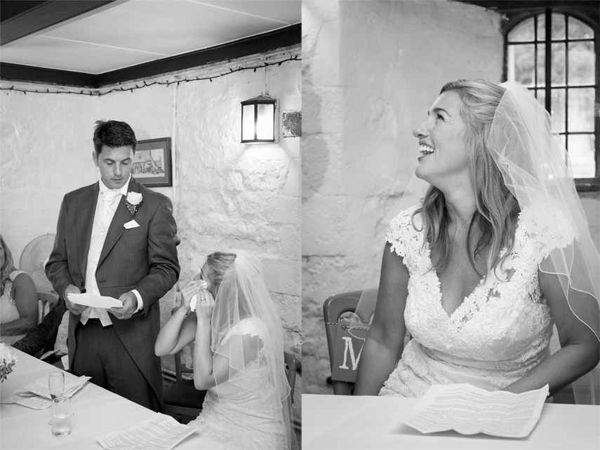 natural wedding photography Salmestone Grange Margate