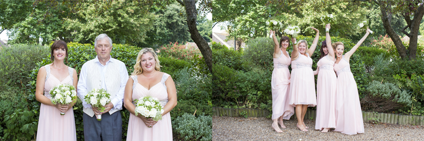 contemporary wedding photography in Margate
