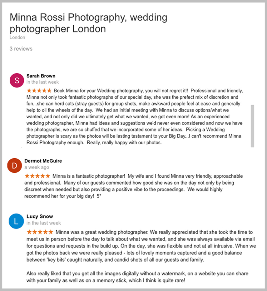 great London wedding photographer