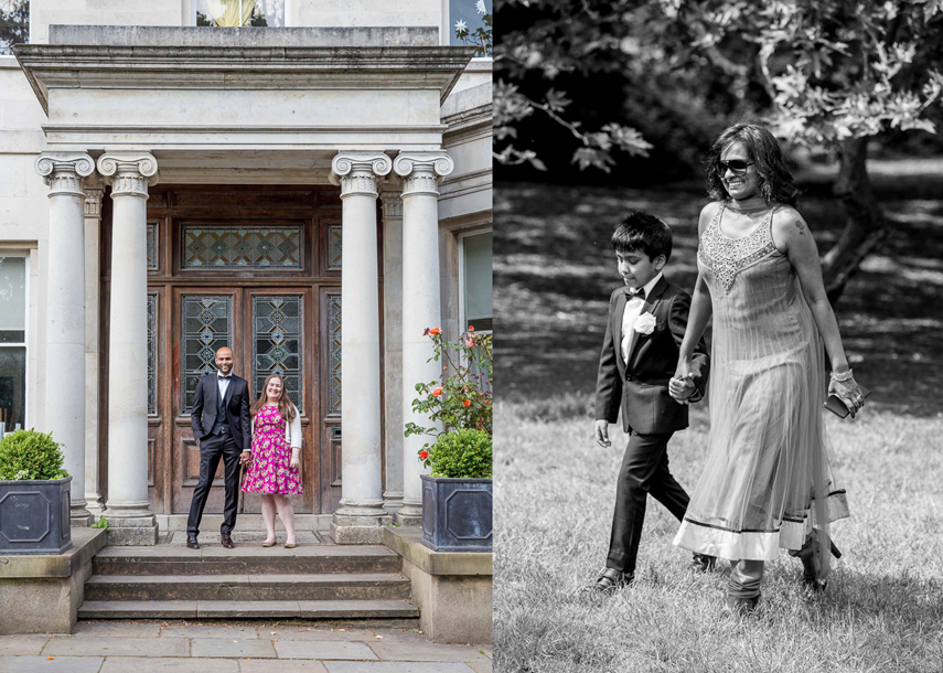 Mycenae House Wedding Photographer
