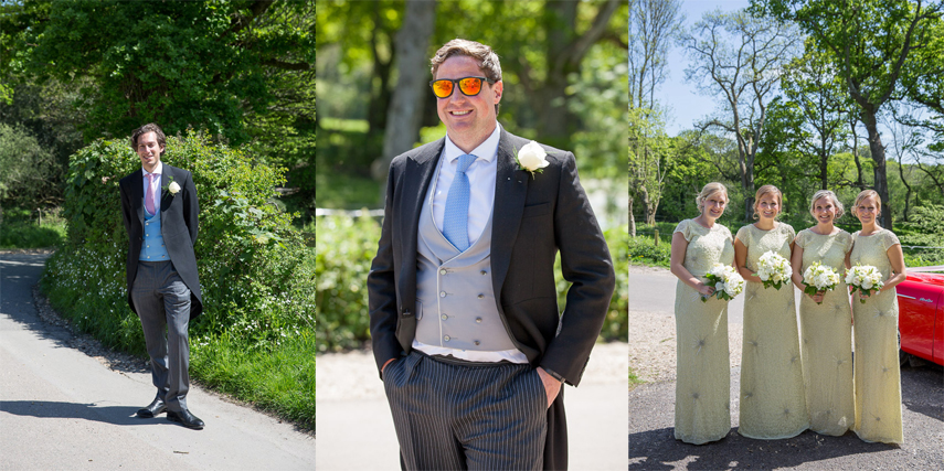 Professional Photographer for Church Wedding in London