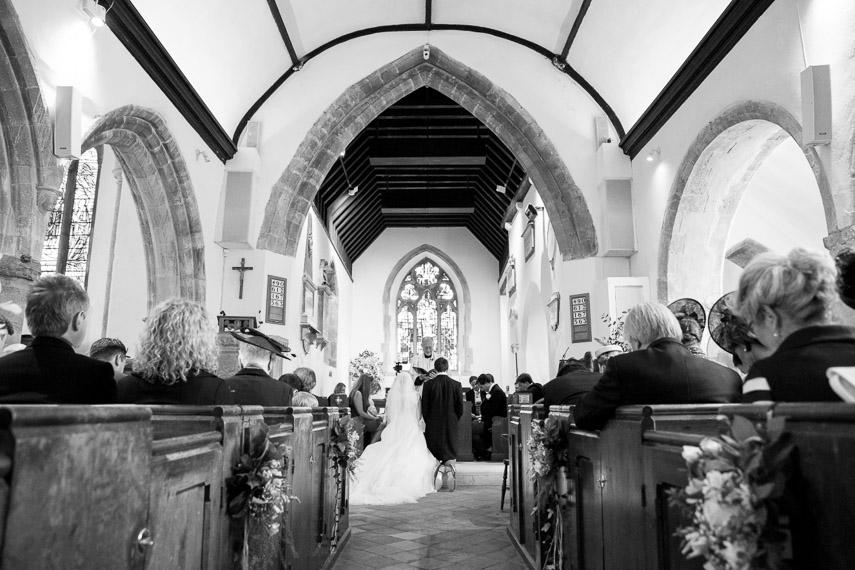 Experienced Church Wedding Photographer in London