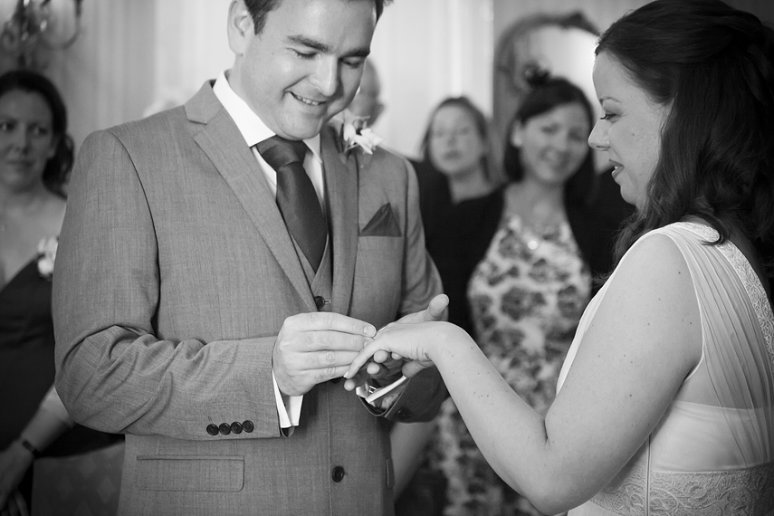 Richmond registry office wedding photographer