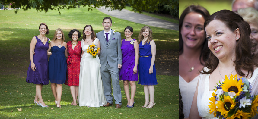 professional wedding photography in Richmond London