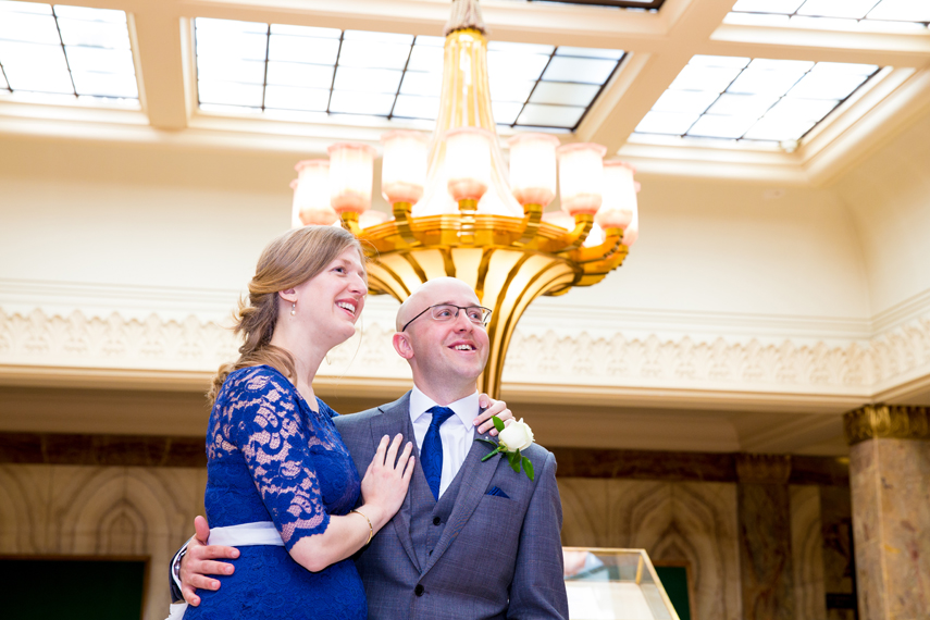 Wandsworth Town Hall wedding photographer