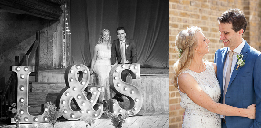 Wiltons Music Hall Wedding Photographer