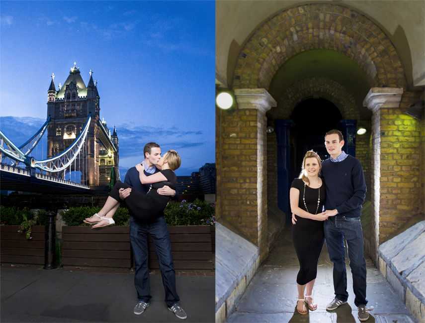 engagement photographer in London